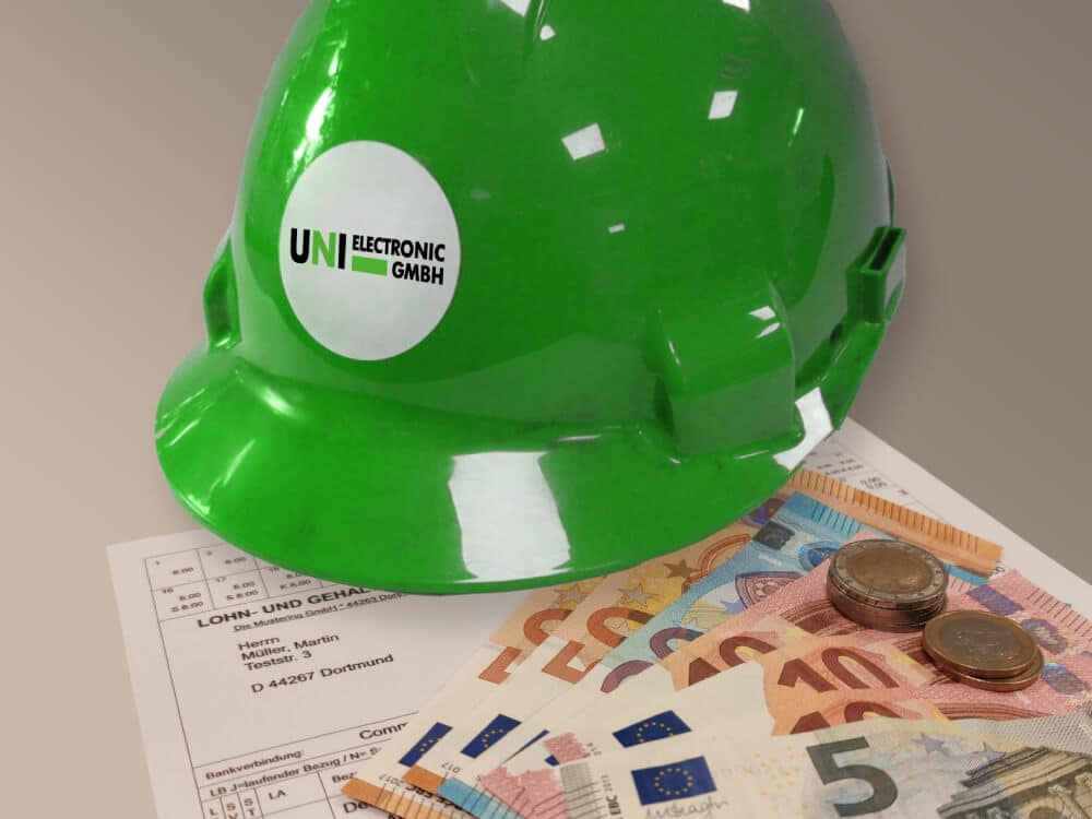 Lohn und Baulohn Software