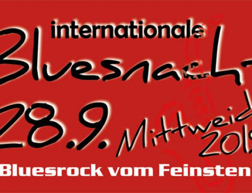 Internationale Bluesnacht Mittweida 2019