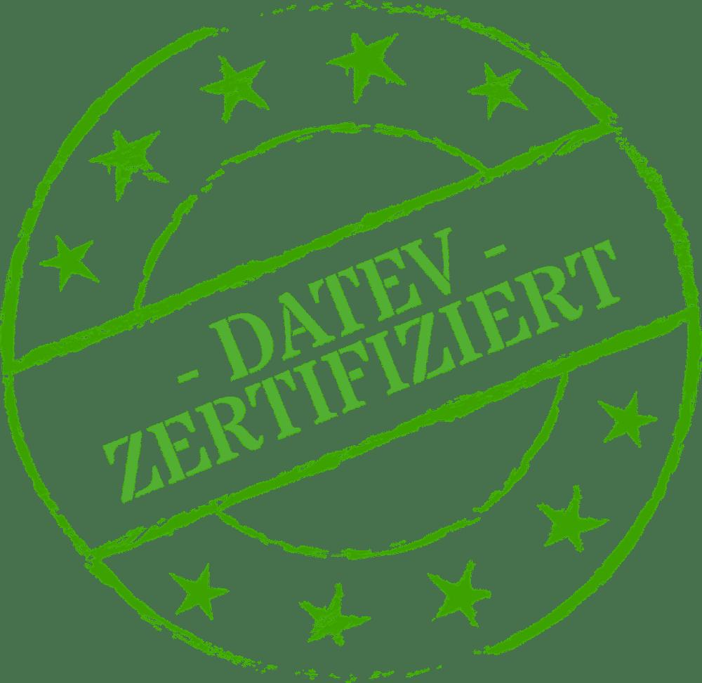 DATEV-zertifiziert