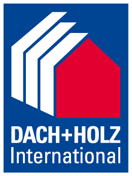 Logo der Messe DACH+HOLZ International