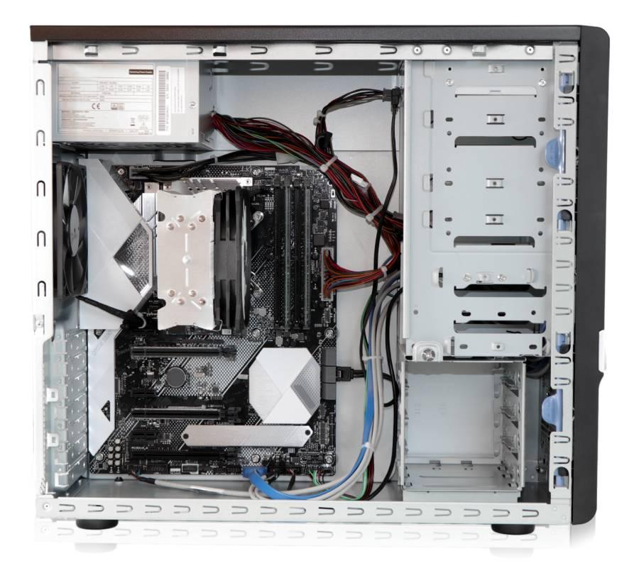 Desktop-PC Innen