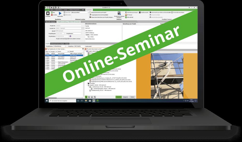 P.2 Online-Seminar