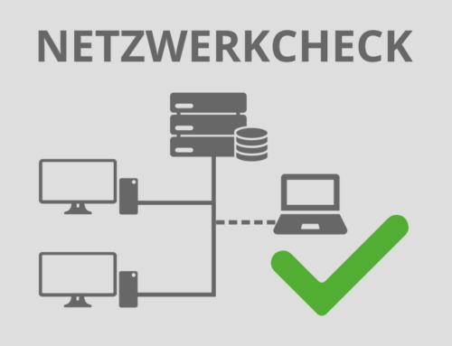 Der UNI-Netzwerkcheck – Jetzt anmelden!
