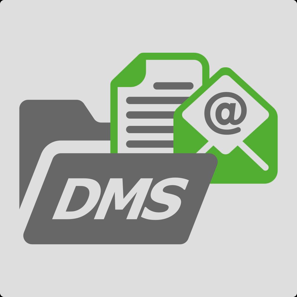 Programmlogo DMS