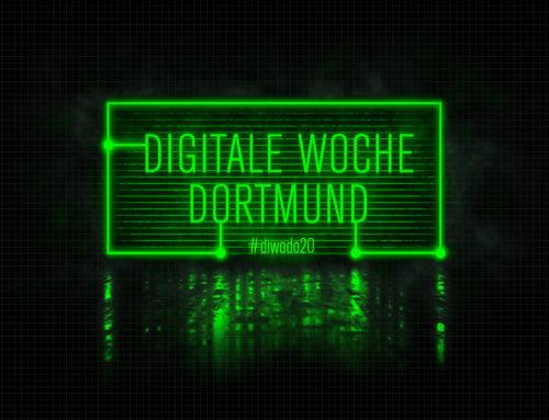 Digitale Woche Dortmund – LiveStream Veranstaltung am 04.11.2020 ab 11 Uhr – Seien Sie dabei!